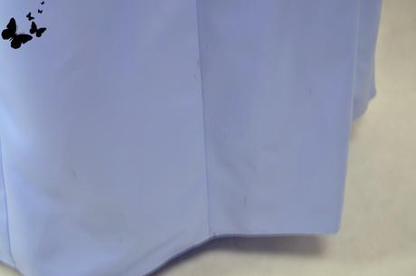 Královské šaty modré vel 40 - 42, 42