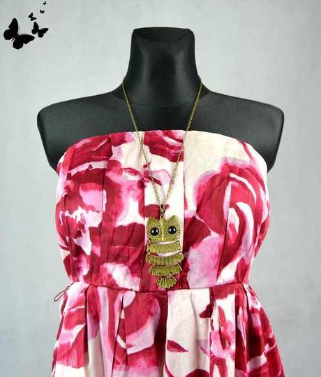 Květované šaty bavlněné šaty vel 44, 44