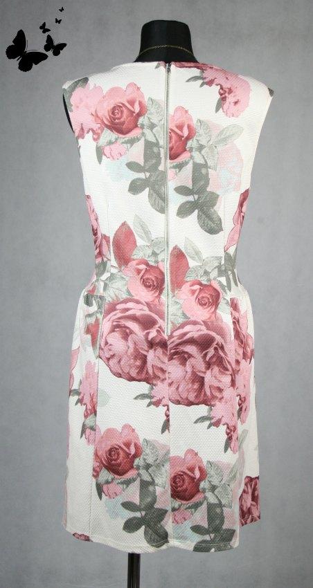 Květované šaty George vel.44, 44