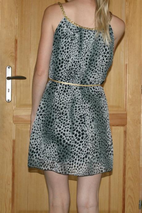 Lehké šaty vel 38, 38