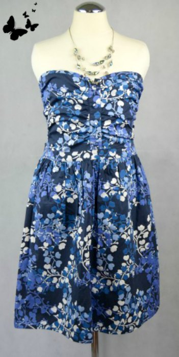 Pepe Jeans London letní šaty vel M, 40