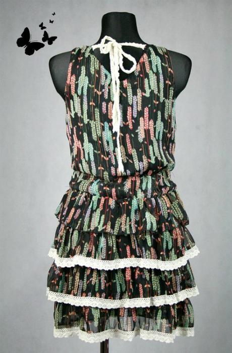 Retro šaty vhodné pro každou příležitost vel S/M, 38