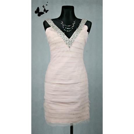Růžové šaty Jane Norman vel 40, 40