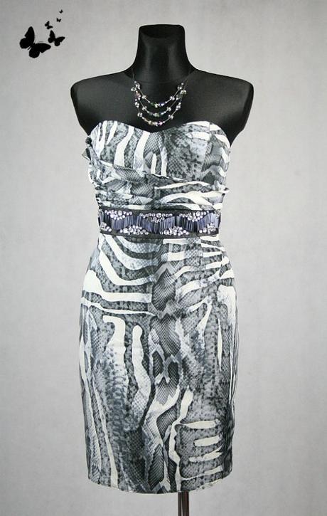 Společenské elegantní šaty vel 44, 44