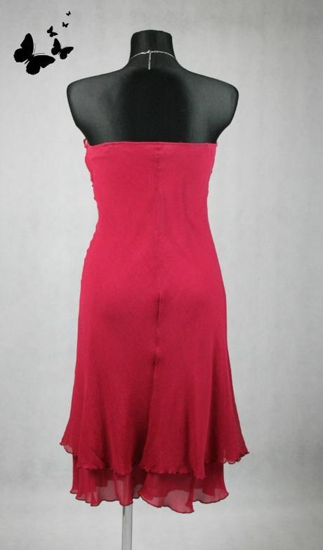 Společenské šaty červené vel 42 / Next, 42