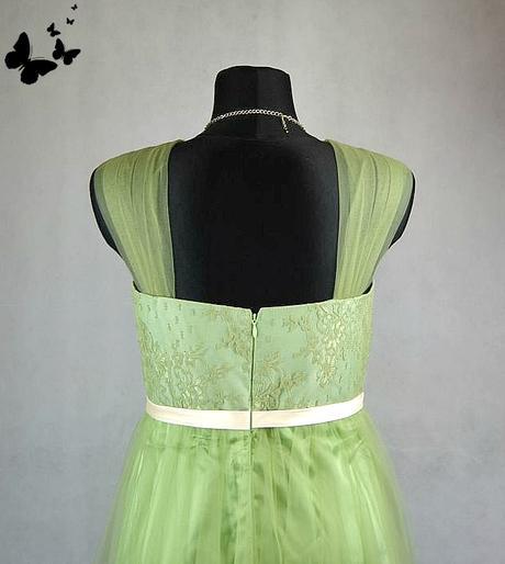 Společenské šaty na ramínka vel 42-44, 42