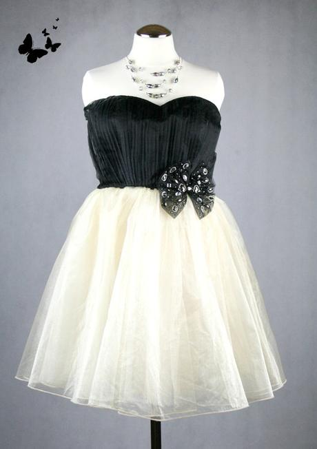 Společenské šaty s nadýchanou sukní vel 38, 38
