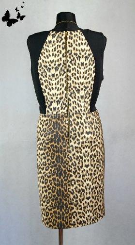 Tygrované šaty George vel 48, 48