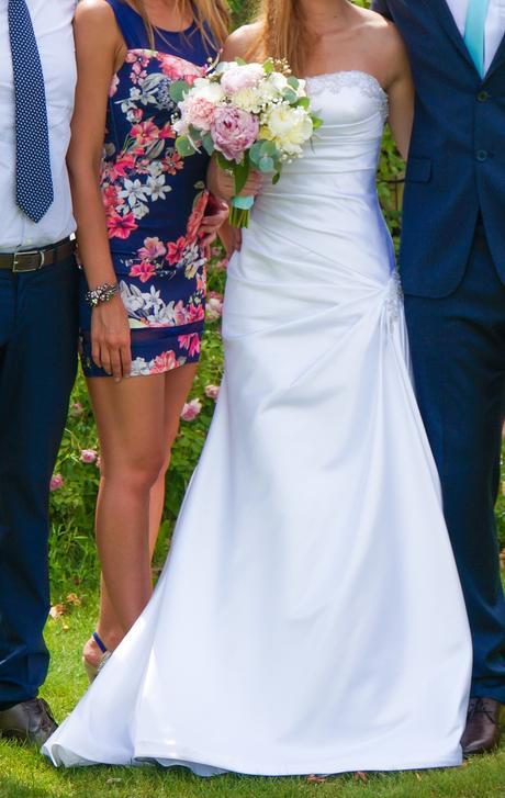 Značkové svatební šaty Eddy K ze salonu (34), 34