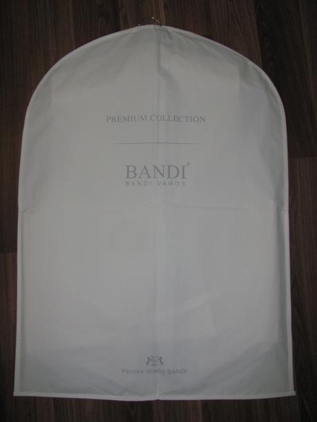 Pánská vesta Bandi, 58