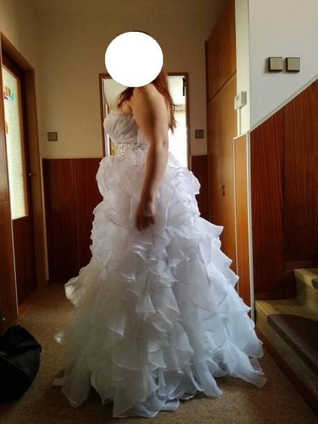 Princeznovské šaty, vel. 40-44, 42