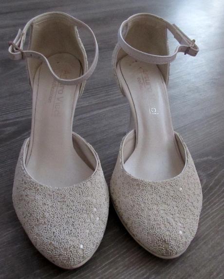 Svadobné topánky, 35