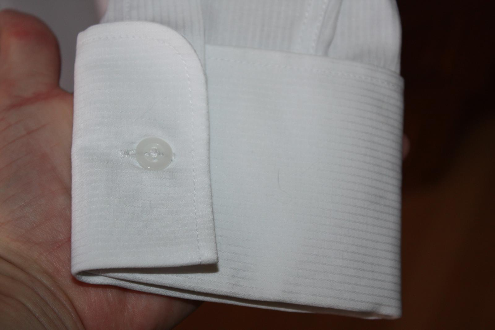 f9ff9a4d39cb Pánska svadobná košeľa