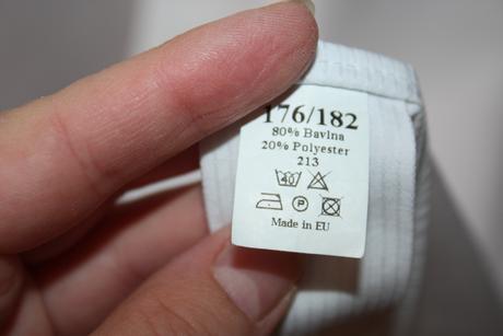 Pánska svadobná košeľa, 40