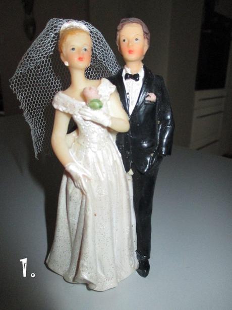 svadobné figúrky na tortu,