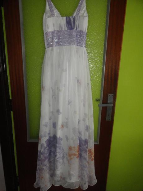 Luxusné spoločenské šaty - XS, 34