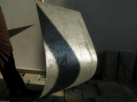 Ultratenký obklad z pr.kameňa (kamenná tapeta),