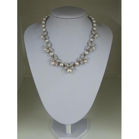 Perličkový náhrdelník VÝPREDAJ,
