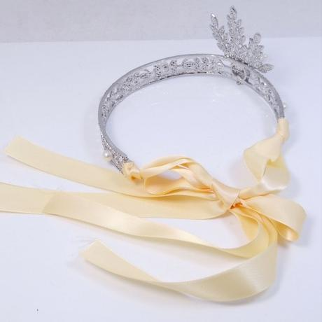 Svadobná tiara GREAT GATSBY ,