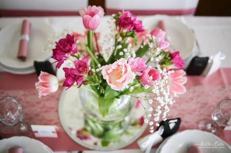 Guľatá váza na prenájom,