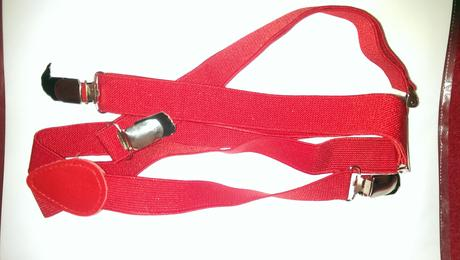 Traky červené,