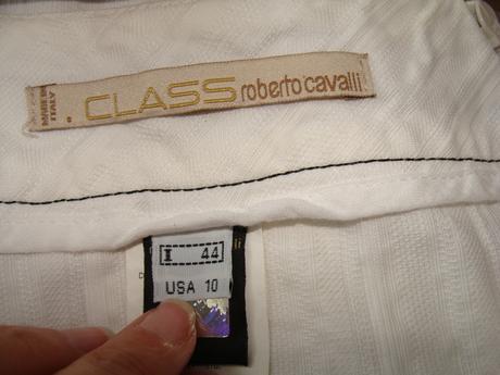 Luxusná sukňa Roberto Cavalli Class, 40