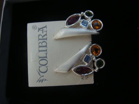 Naušnice Colibra,