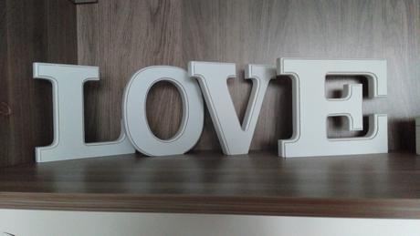 Dřevěná písmena z masivu,