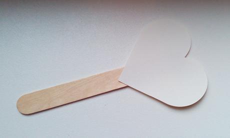 Dřevěné špachtle na vyrábění dekorací nebo rámečků,
