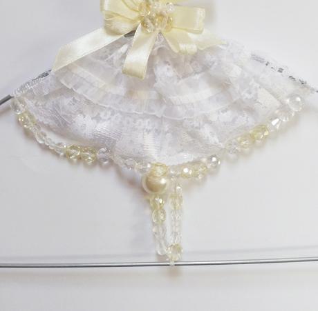 Ramínko na svatební šaty ,