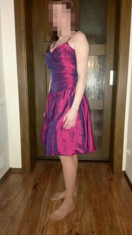 Krátké společenské šaty, 36