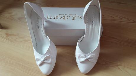 Svatební střevíčky pro nevěstu, 40