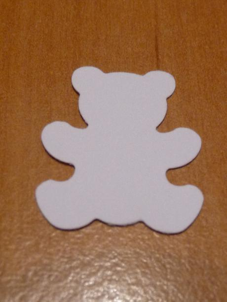 Konfety - medvídci,