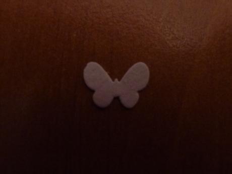 Konfety - motýlci - mini,