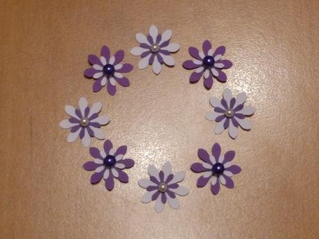 Květinové vývazky,