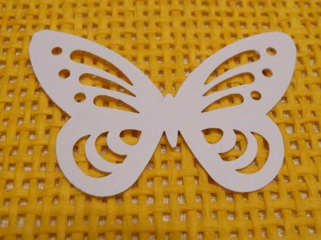 Samolepka - motýl,