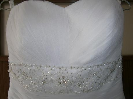 Svatební šaty vel. 38 - 42, 38