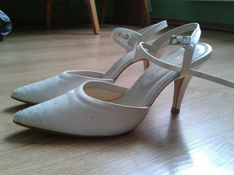 Svatební obuv, 38