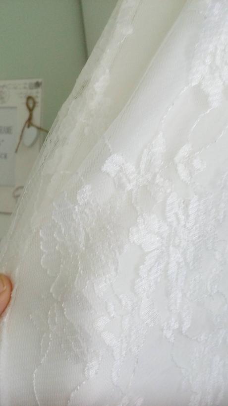 Tehotenské svadobné šaty, 44
