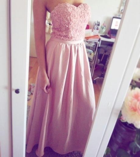 Luxusní romantické šaty pro družičku nebo svědkyni, 38