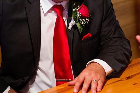 kravata,kapesníček a knoflíčky,