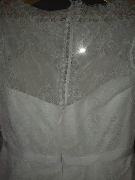 Tylové svatební šaty , 39