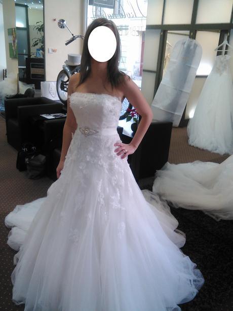 Svatební šaty Pronovias, 38