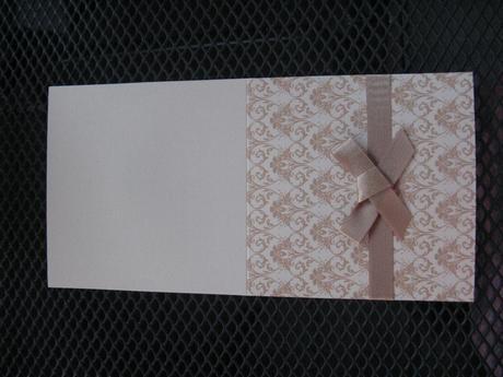 Košilky na svatební oznámení - 12 ks,