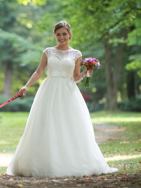 Svadobné šaty zn. Rosa Clara , 36