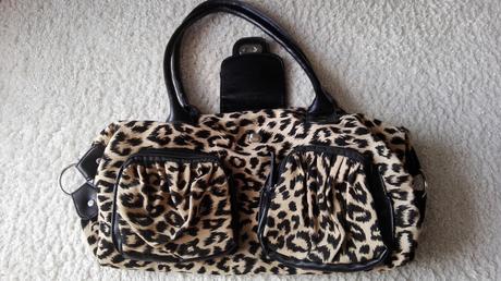 tygří kabelka new yorker, 24