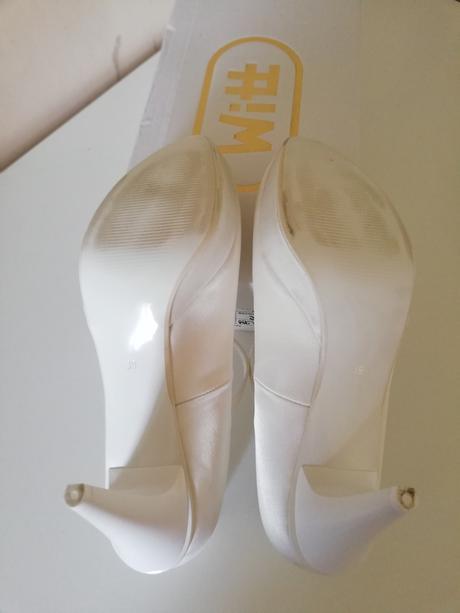 Svadobné topánky WITT, 39