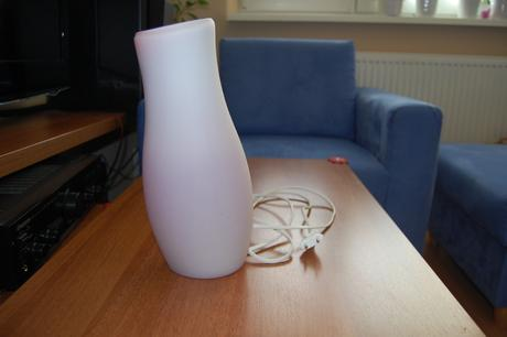 Nocna lampicka z Ikei,