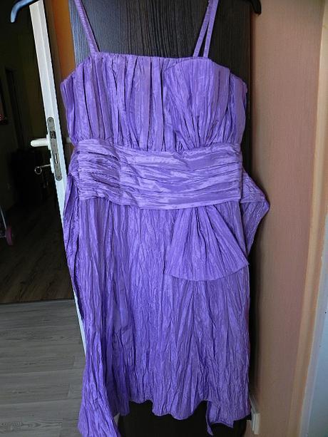 Dámske spoločenské šaty veľ.38 - znížená cena, 38