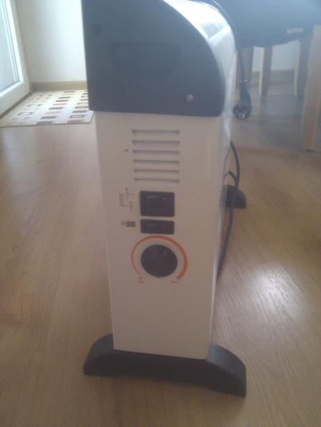 elektricky radiator,